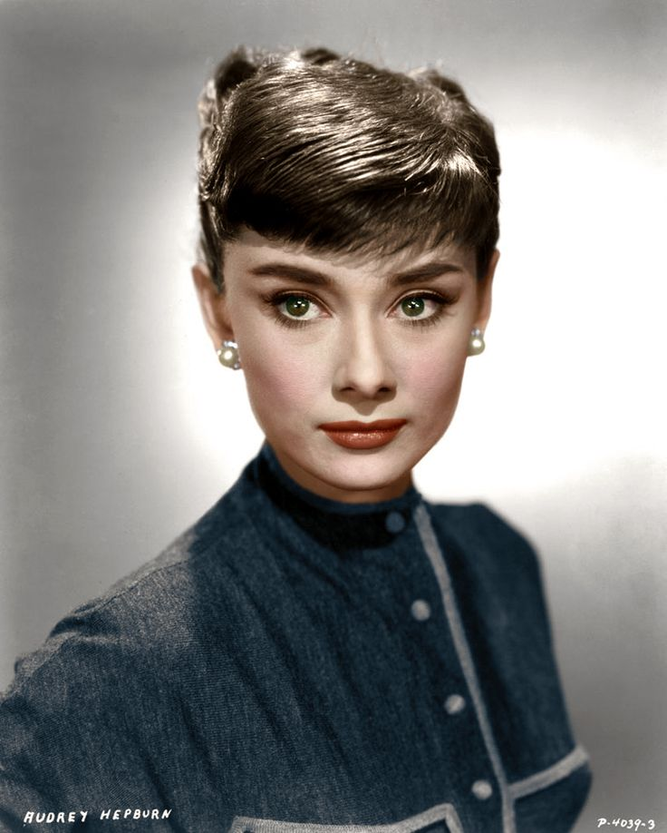 Audrey hepburn dating history