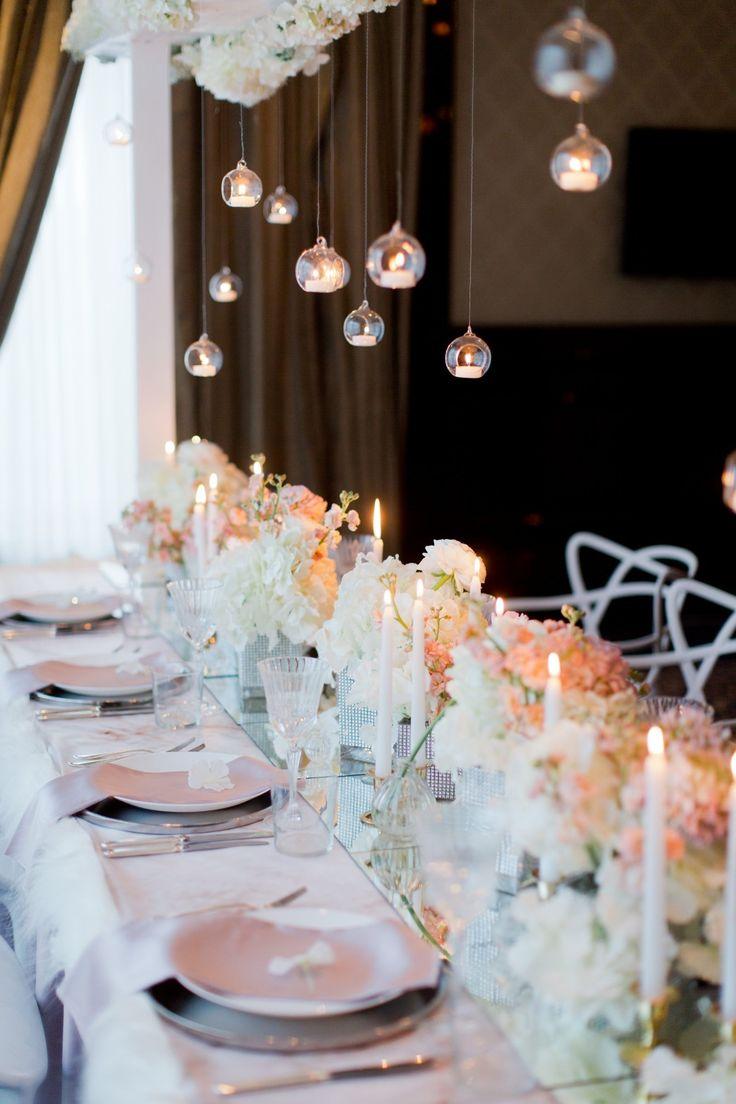 elegant wedding reception элегантная свадьба