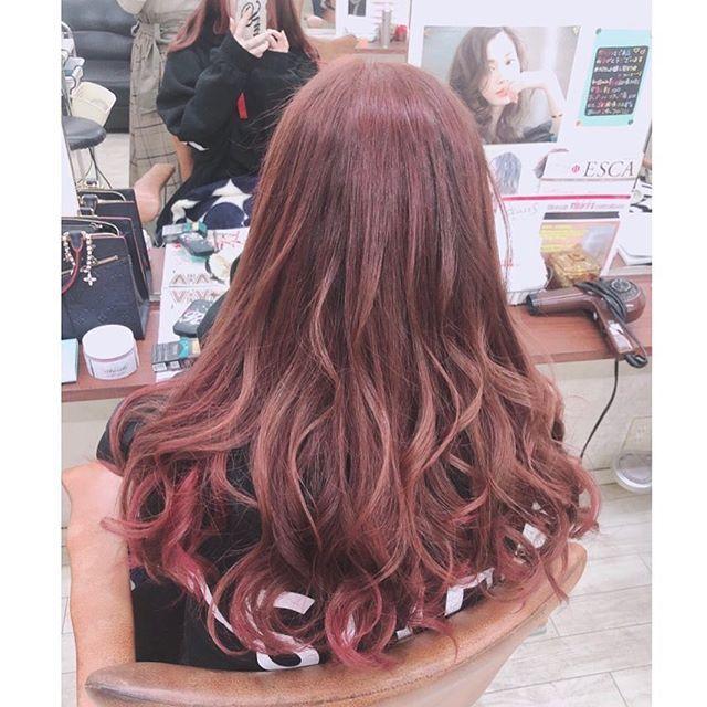 る り さんはinstagramを利用しています New Haircolor