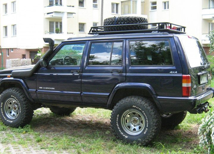 Best Jeep Cherokee Xj Fuel Economy