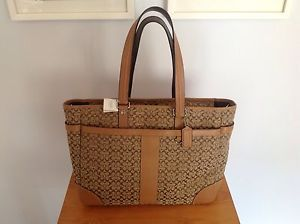 Coach Nappy Bag/Multi-Function Tote F77156 - BNWT