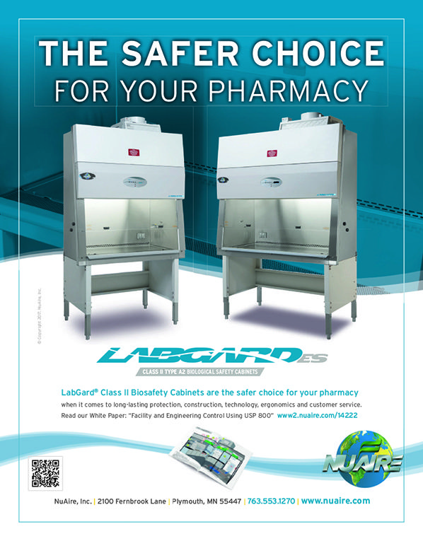 Fresh Nuaire Biological Safety Cabinet
