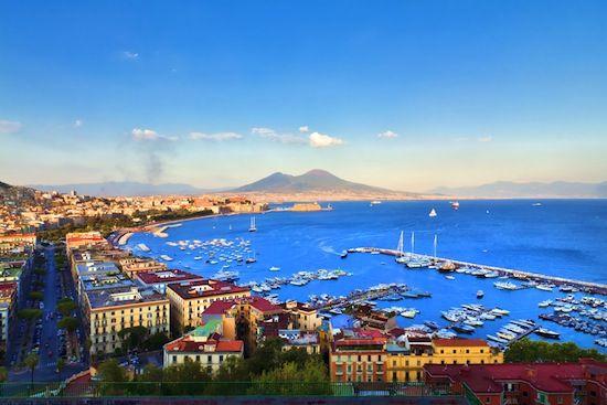 Day 8 Across Italy Escorted Tour #naples #traveltoitaly