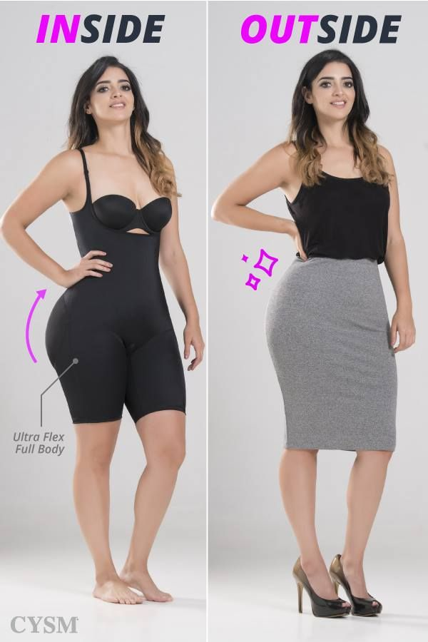 05c1bd09e70 The CYSM Premium Shapewear collection offers a variety of high-quality  garments
