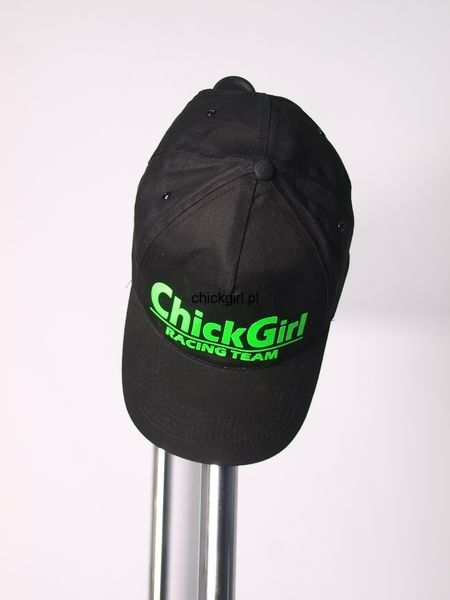 Czapeczka eko ChickGirl Racing Team