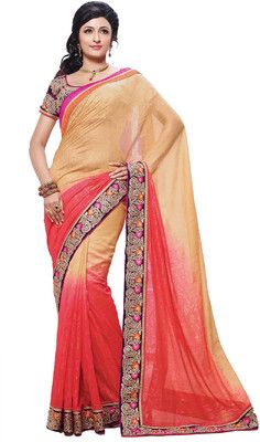 Aparnaa Self Design Embroidered Embellished Cotton Sari - Buy Red, Beige Aparnaa Self Design Embroidered Embellished Cotton Sari Online at Best Prices in India | Flipkart.com  MRP: Rs. 17,427 Rs. 11,328 34% OFF Selling Price (Free delivery)