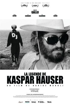 """Un objet cinématographique inratable.DVD de """"LA LEGENDE DE KASPAR HAUSER"""" avec VINCENT GALLO et VITALIC"""