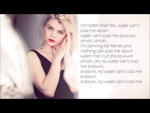 Margaret - Cool Me Down [Lyrics] - YouTube