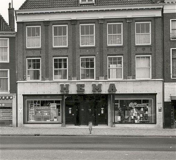 hema nieuwestad jaren 70