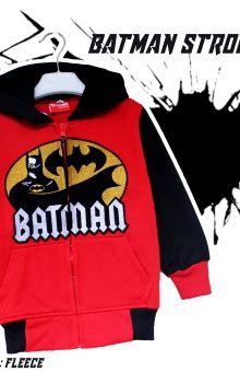Jaket Anak Batman Strong
