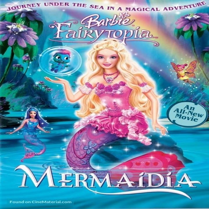 21 Moments From Barbie Movies That Made Your Childhood Barbie Fairytopia Barbie Cartoon Barbie Movies