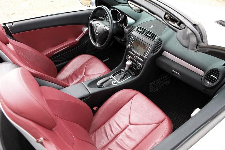 Mercedes - Benz SLK 350 W171
