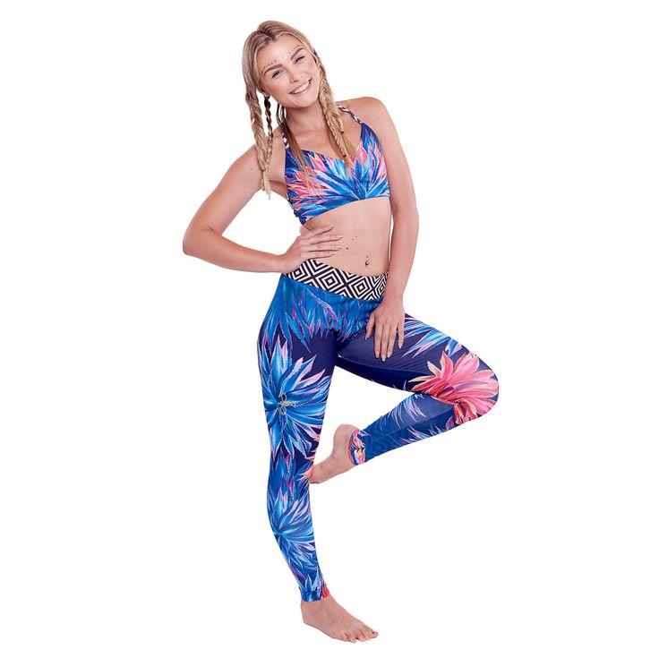 Coco-Zulu Fluidity #activewear set by GLOW ~ a movement brand ~ #GlowWithMe