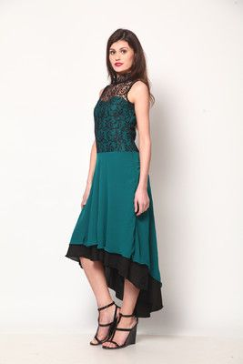 Buy Athena Women's High Low Dress Online at Best Offer Prices @ Rs. 1,395/- In India. Only Genuine Products. 30 Day Replacement Guarantee. Free Shipping. Cash On Delivery! #Maxi #Dresses #India