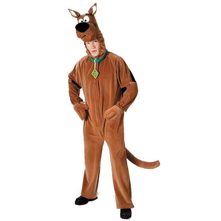 Costume Scooby Doo #DéguisementHomme #OutletDéguisements #OutletCostumes