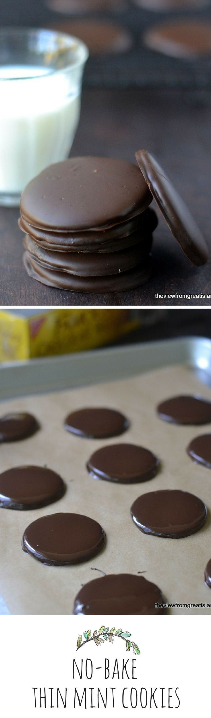 Guaranteed the quickest and easiest way to get your Thin Mint fix!