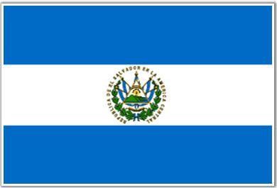 El Salvador Drapeau (#Flag of El #Salvador)