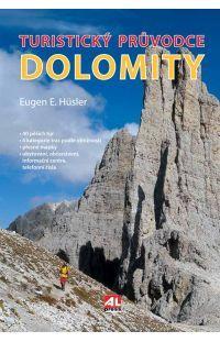 Dolomity - Turistický průvodce #alpress #dolomity # alpy #knihy #průvodce