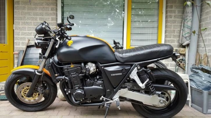 honda cb1000 39 big one 39 bobber honda cb1000 pinterest honda and bobbers. Black Bedroom Furniture Sets. Home Design Ideas
