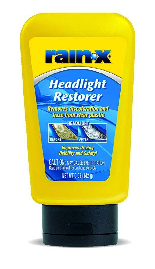 Rain-X 800001810 Headlight Restorer - 5 fl oz  #rainx #car #cars