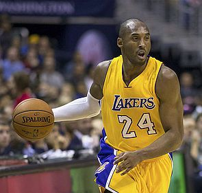Kobe Bryant -- NBA player