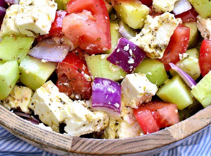21 napos minden napra egy saláta kihívás – 21. nap