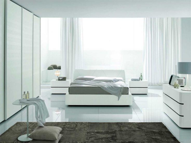 2015 Beyaz Yatak Odası Mobilya Modelleri