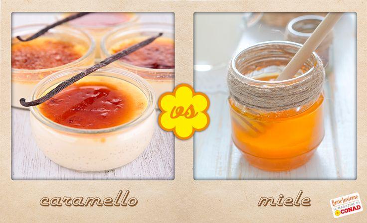Di che dolcezza sei? #caramello o #miele?