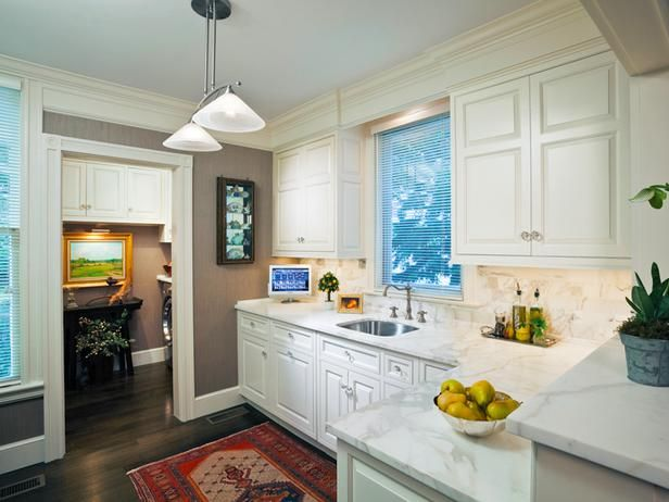 Sophisticated Kitchen Designs : Kitchen Remodeling : HGTV Remodels
