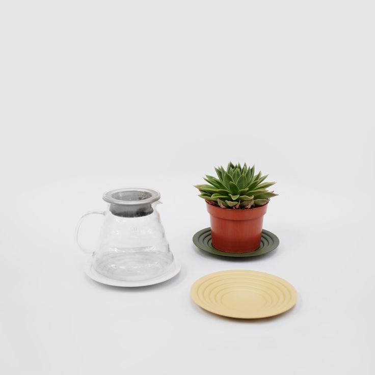 One tray to fit it all. UFO, a stepped tray that fits most round homeware, such as cups, candles and flowerpots. Now available at mwa.eu and selected retailers. #mwa #makerswithagendas #mwadesign #agendadrivendesign #mwagram #madeindenmark #multiuse