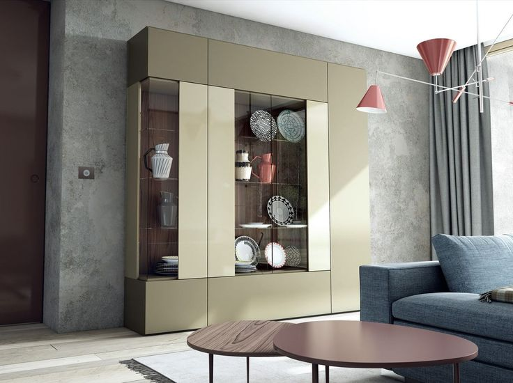 multifunction living room wall system furniture design. Functional Compartments For A Total Wall System: Real Layouts That \u201cdress\u201d And Substitute The Wall. Multifunction Living Room System Furniture Design