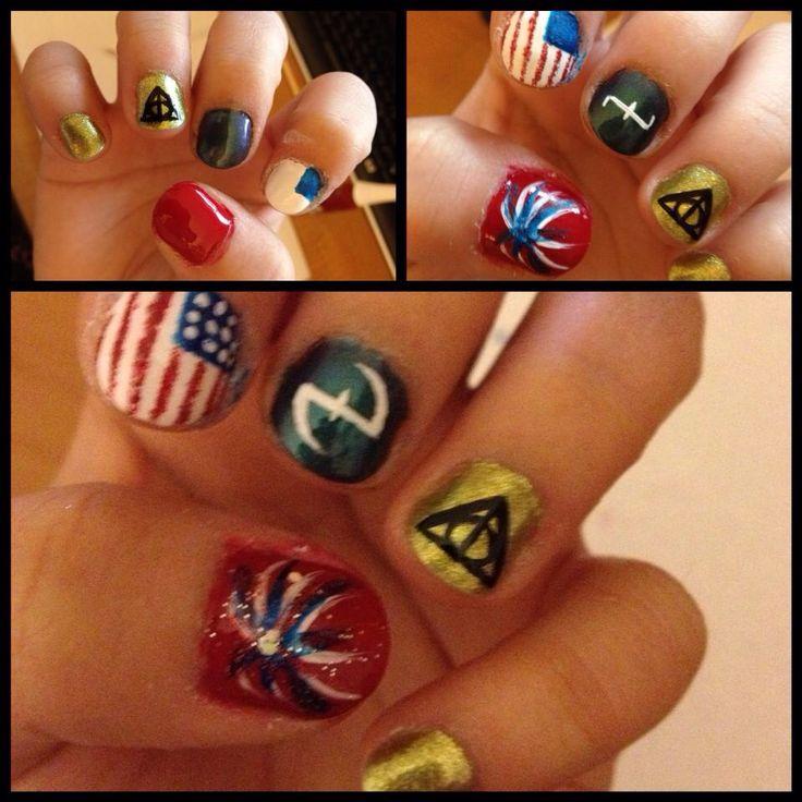 37 best My Own Nail Art images on Pinterest | Nail art ...