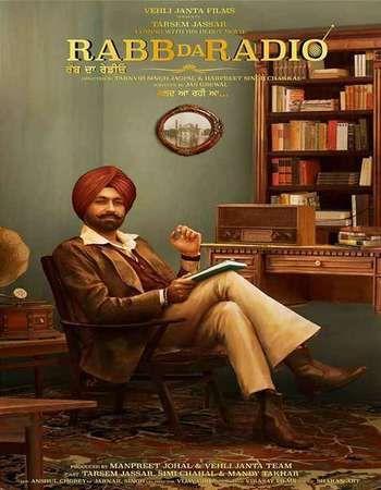 Rabb Da Radio 2017 Punjabi 700MB Pre-DVDRip x264