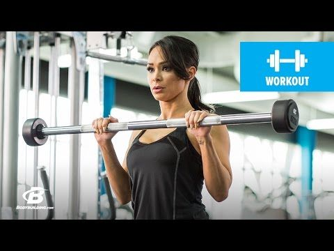 All-Around Sexy Arms Workout | Katie Chung Hua - YouTube