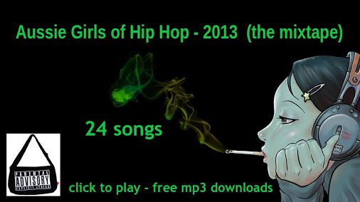 6 minute music video from `Aussie Girls of Hip Hop - 2013' contains excerpts from She Rex, Sky'high, Sunlight, Lyrest, Coda Conduct, Empress, Blaq Carrie. #aussiehiphop | #AustralianHipHop | #nuerahiphop 6 minute music video from…