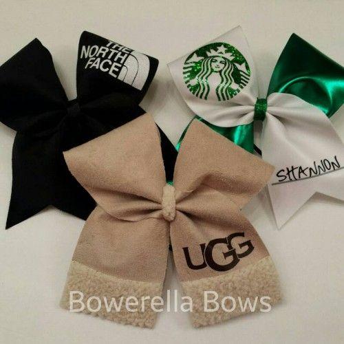 The Basic Girl Cheer Bow Survival Kit