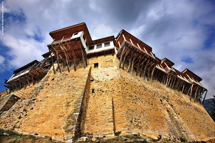 Monastery of Timios Prodromos - Serres Regional Unit - Greece