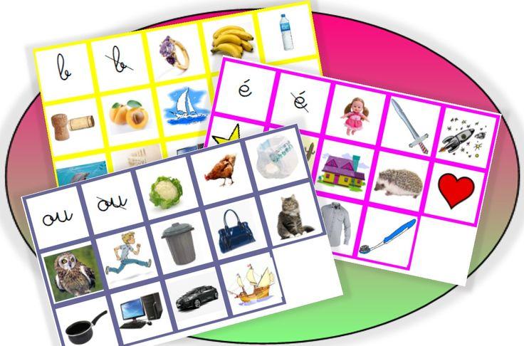 Quelques ressources pour développer la conscience phonologique en maternelle qui est cruciale pour le futur apprentissage de la lecture / écriture, donc à ne vraiment pas négliger : - exercices en ...