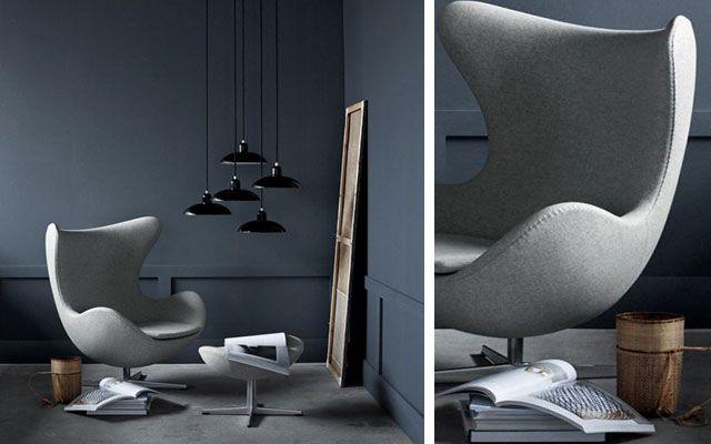 17 mejores ideas sobre sillones orejeros en pinterest - Sillones diseno moderno ...