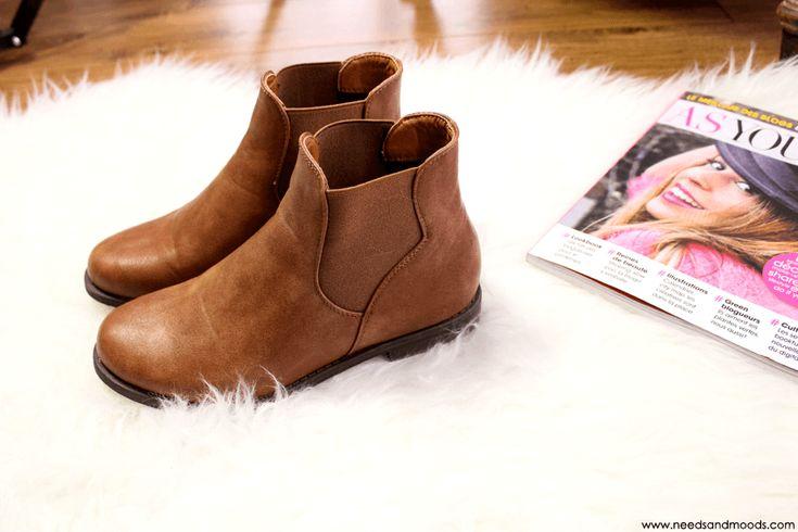 Sur mon blog, Needs and Moods, retrouvez un Haul mode et beauté avec l'eshop Boohoo!  http://www.needsandmoods.com/avis-boohoo/  #boohoo #boohoofrance #boohooFR #mode #fashion @boohooofficial #boohooofficial #haul #boots #Chelsea #ChelseaBoots #bottes #bottines #camel #fauve #vegan