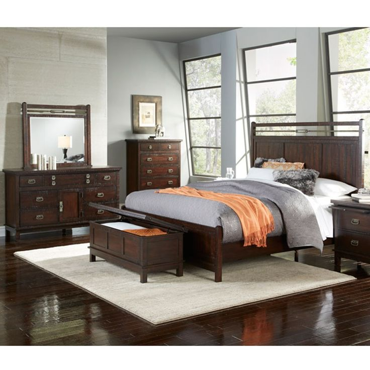 Suncadia 5 Piece King Bedroom   Weekends Only Furniture and Mattress. 141 best Dream Bedroom images on Pinterest   Dream bedroom