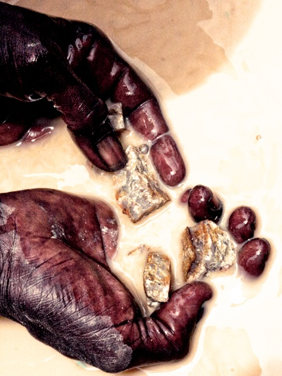Gold Miner in Senegal