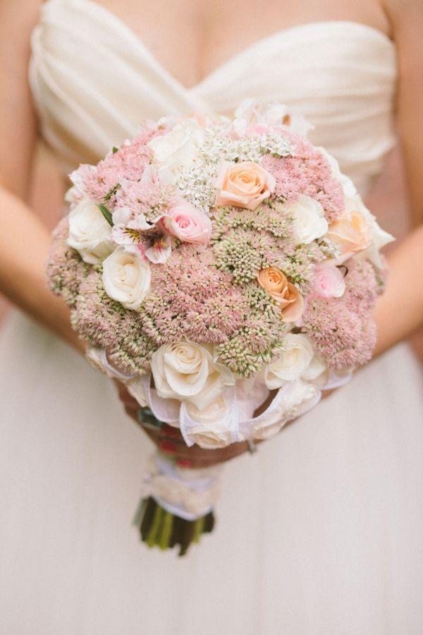 DIY wedding // diy wedding bouquet