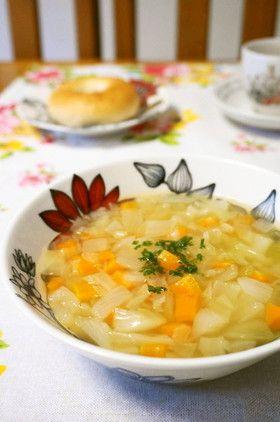 ダイエット*高血圧に*野菜スープ by ゆうゆう0221 [クックパッド ...