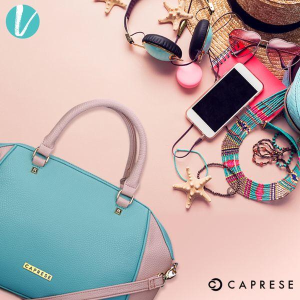 Trendy Campanions from Caprese. Shop Collection on Vilara. Shop here:https://goo.gl/flddTg #caprese #trendybags #classy #stylish #travelinstyle #premium #vilara.
