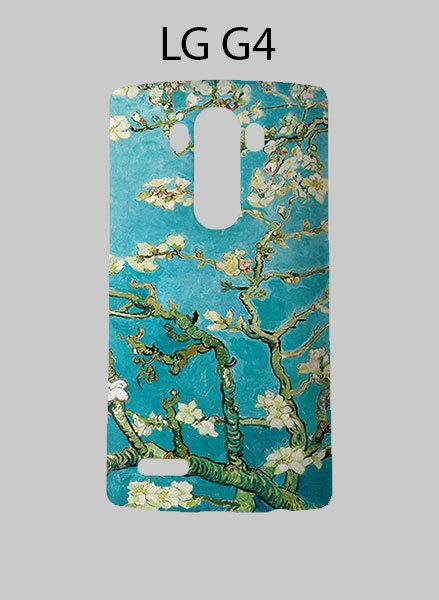Van Gogh Almond Blossom Tree Art Painting LG G4 Case Cover