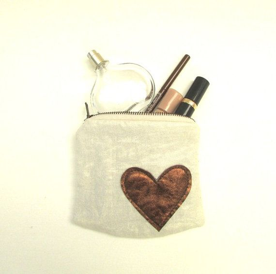 Make up / cellphone pouch - by Willow and Muse (find me on etsy)