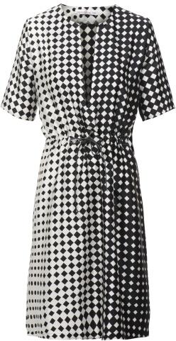Polka dots and checkers