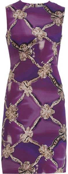 Mary Katrantzou Bow Dress