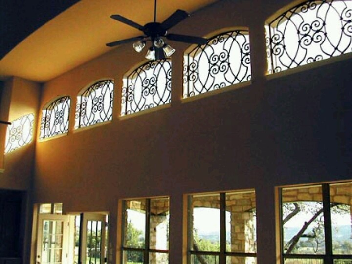 12 Best Images About Faux Iron On Pinterest Window
